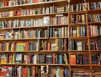 Księgarnia SHAKESPEARE AND COMPANY w Wiedniu