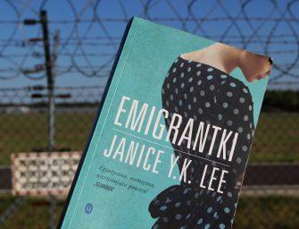 EMIGRANTKI, Janice Y.K. Lee