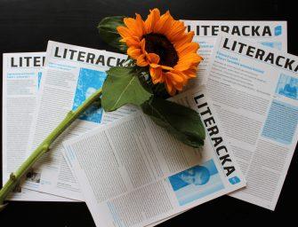 O Louisie, Wisze, Bernard i Martinie w gazecie Literackiej