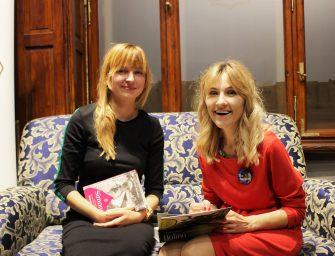 POLKI NA SZCZYCIE – spotkanie z Anną Kamińską