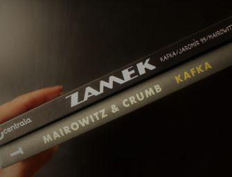 KAFKA (Mairowitz&Crumb), ZAMEK (Kafka, Mairowitz&Jaromir 99)