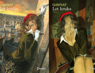 LOT KRUKA (t. 1 i 2), Jean-Pierre Gibrat